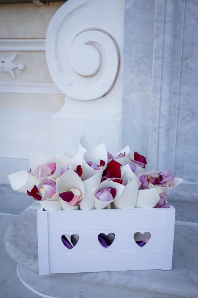wedding flowers in santa maria ligure genoa