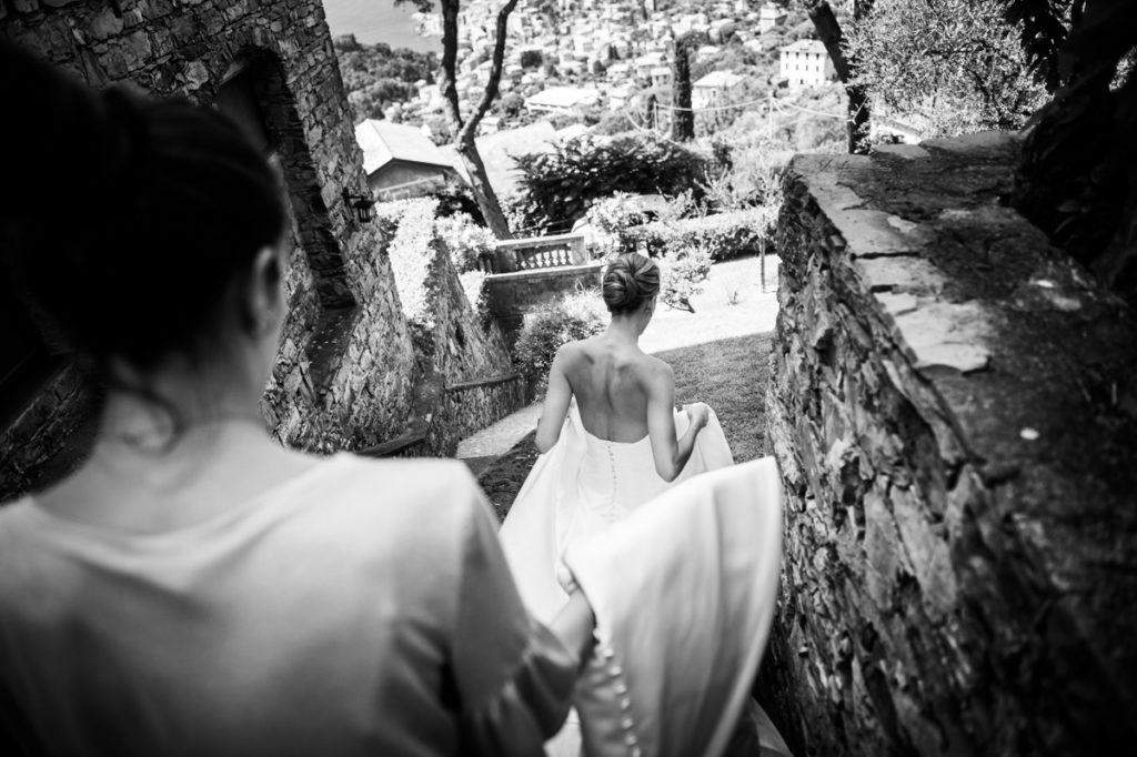 candid wedding photographer in santa maria ligure genoa