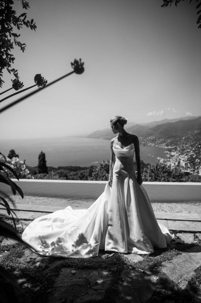 destination wedding photographer in santa maria ligure genoa
