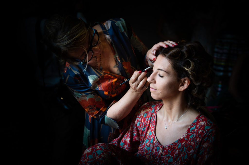 wedding makeup in bagno america forte dei marmi
