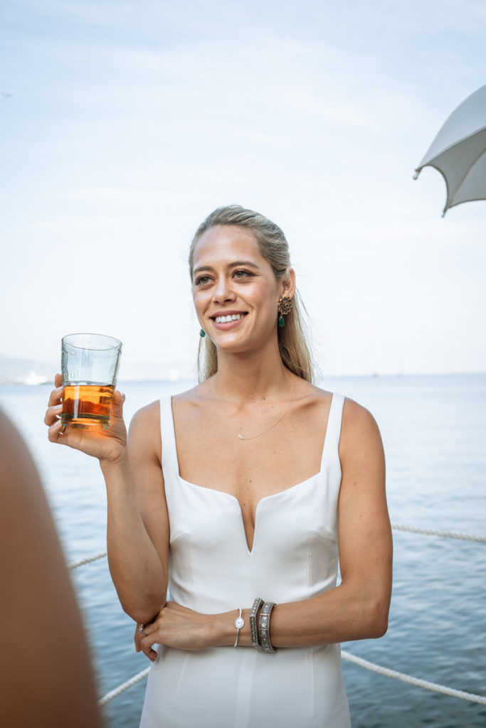 sposa ristorante matrimonio Portofino ricevimento