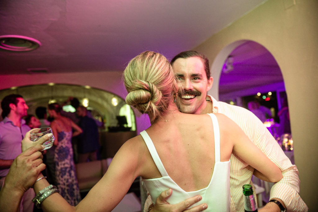 ballo ristorante matrimonio Portofino ricevimento