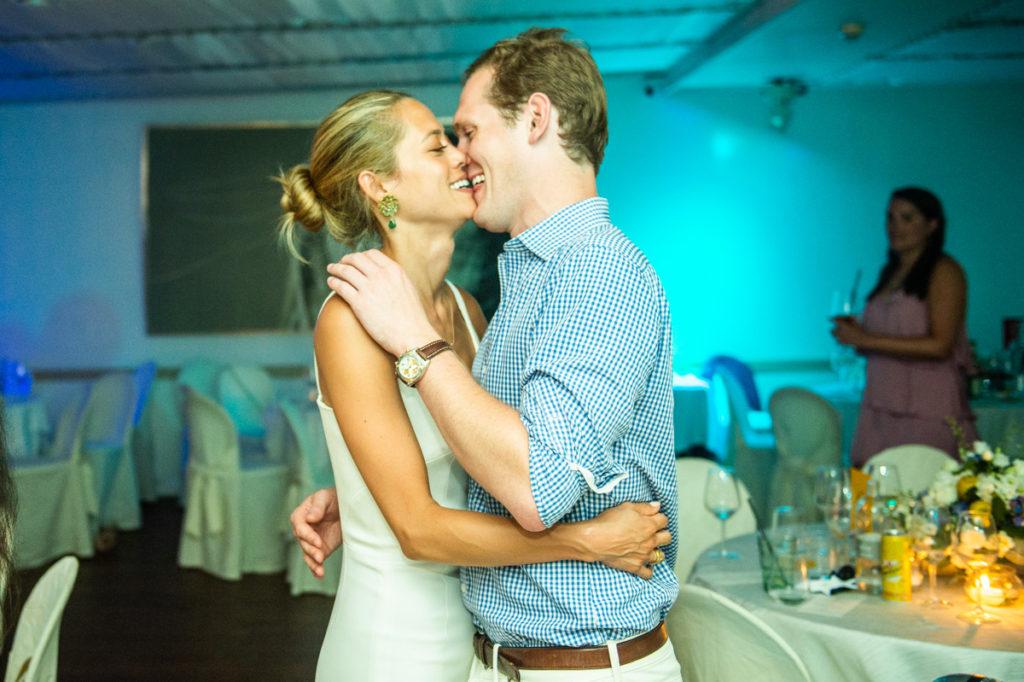 bacio ristorante matrimonio Portofino ricevimento