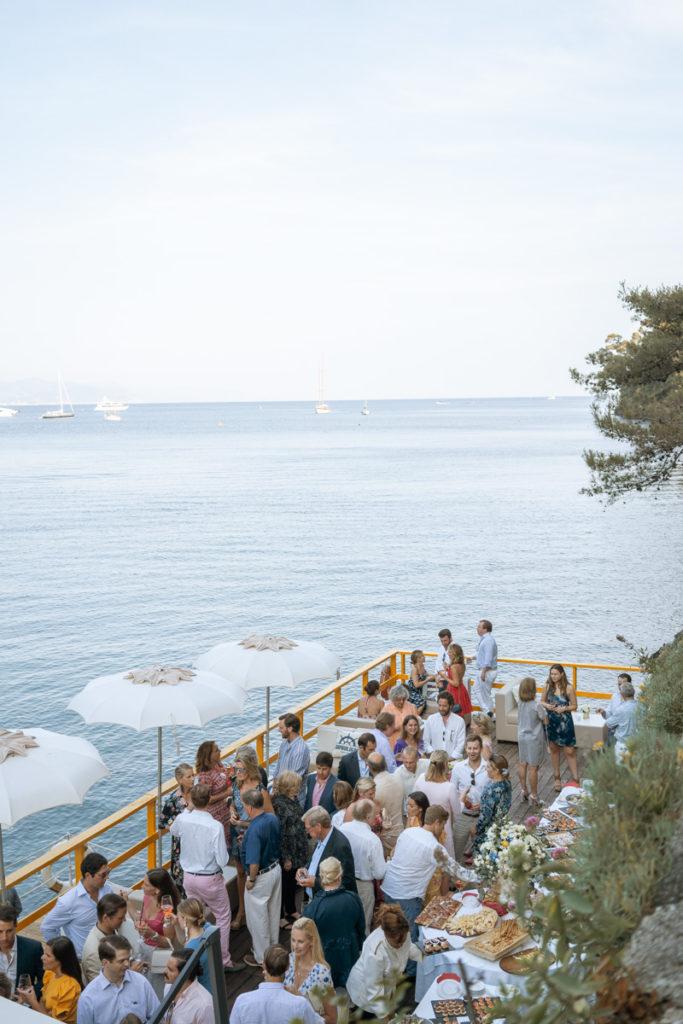 ristorante matrimonio Portofino ricevimento invitati