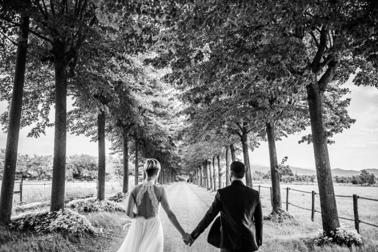 sposi mano nella mano matrimonio novi ligure la federica