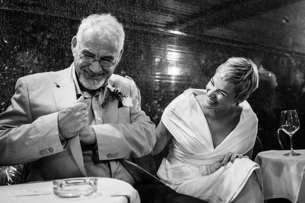 padre della sposa matrimonio lusso