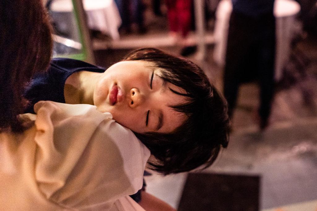 bambina cinese lago di como matrimonio