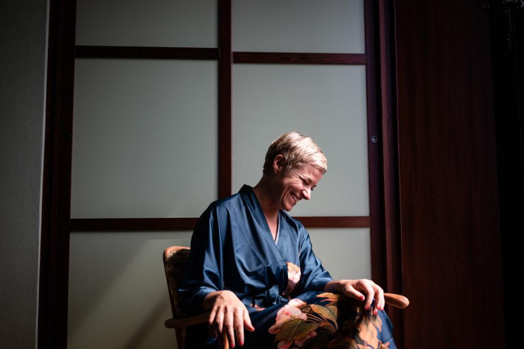 matrimonio lago como vestito giapponese kimono