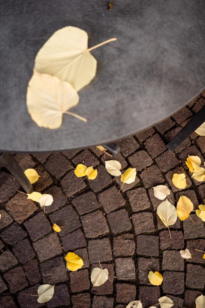 Wedding autumn reportage photographer Italy Trento details fall