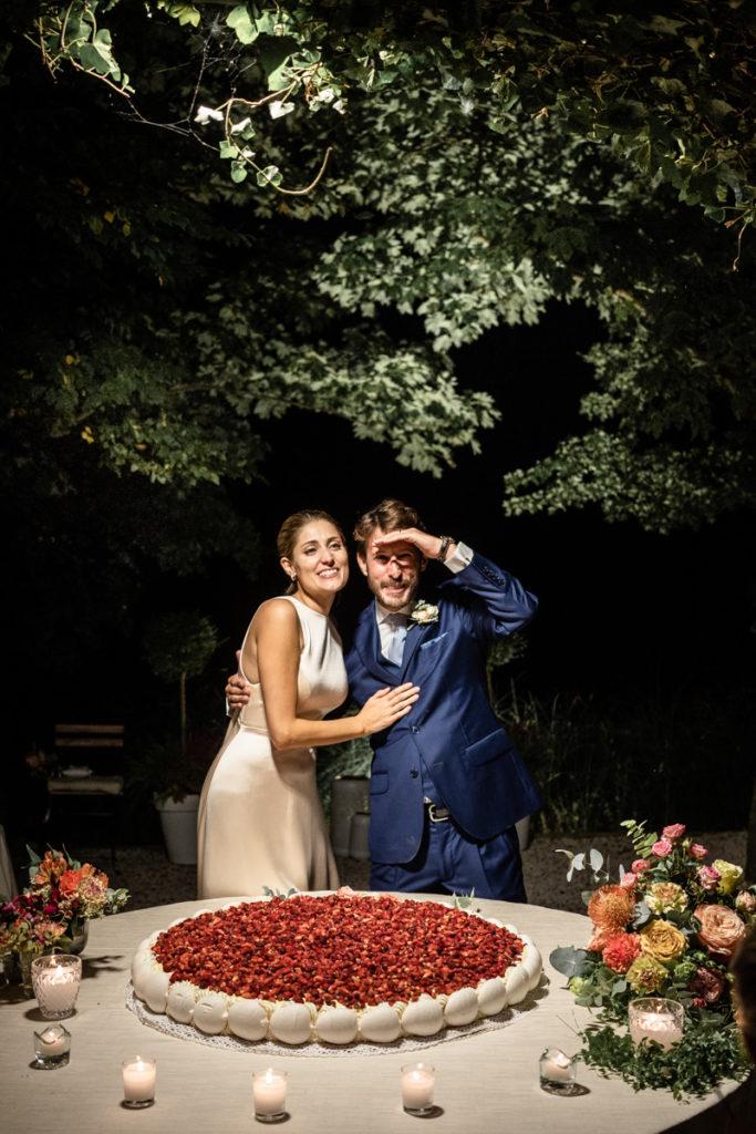 migliore fotografo matrimonio Italia Piemonte Gavi Villa Meirana Broglia vini cerimonia reportage invivtati lusso eleganza campagna abbracci risate festa ricevimento cena sposi torta Capurro