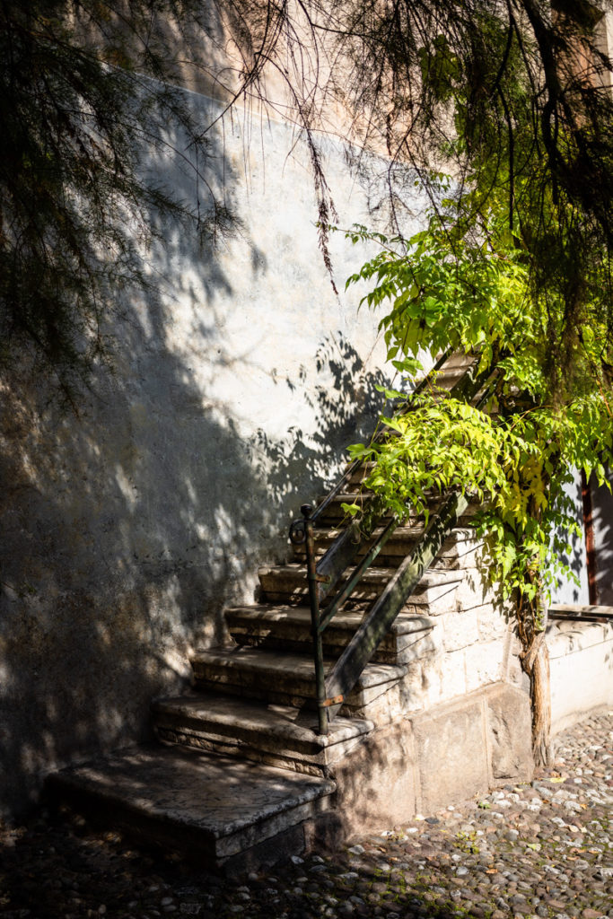 scala fotografo matrimonio reportage Trento Italia autunno eleganza luoghi ville villa lusso Alois Lageder