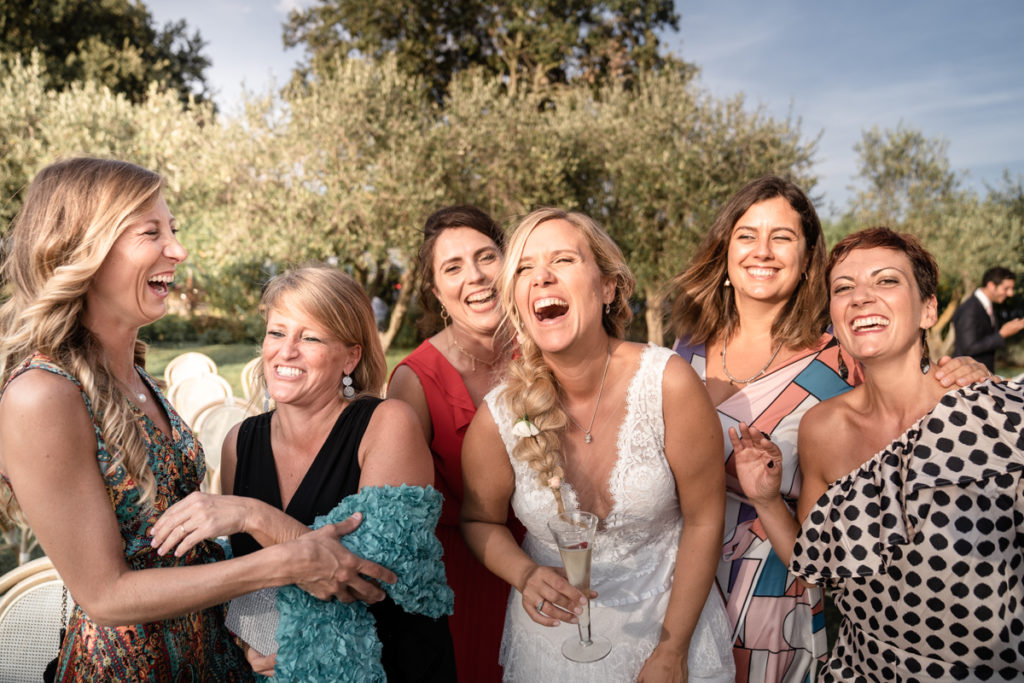 cerimony wedding photographer reportage cry bride groom La Ginestra Liguria Italy elegant summer events best location sunset friends smile sunset events best location records woman women togheter